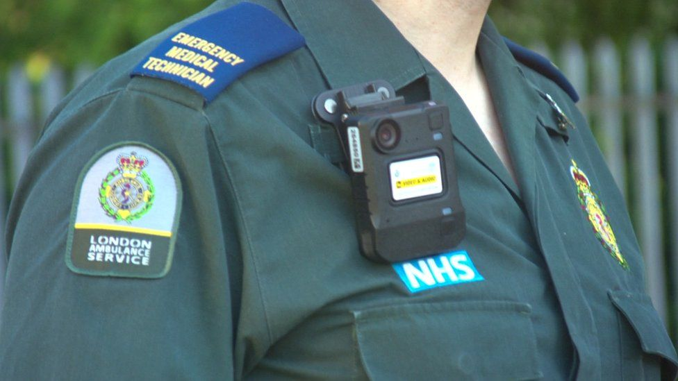 Bodycams for Ambulance Workers