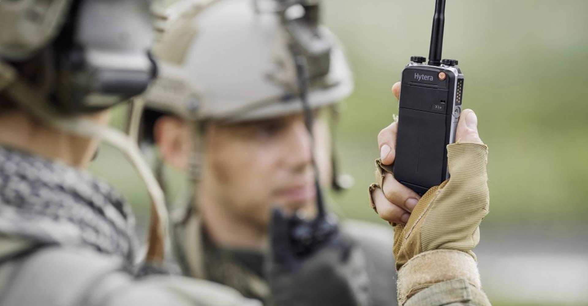 Digital Radio Technology