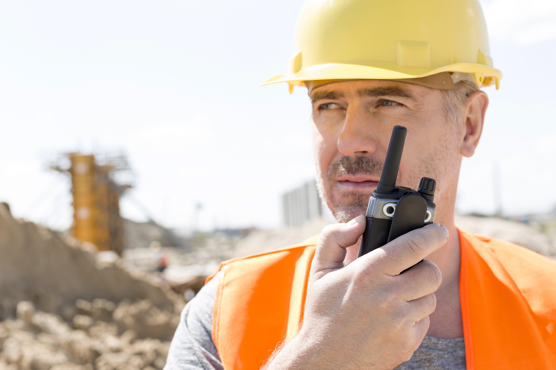 two way radio construction lifestyle